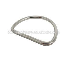 Art- und Weisequalitäts-Metall 40mm D Ring