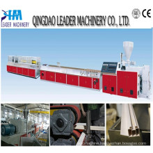 PVC/PP Wood and Plastic Co-Extrusion Making Machine