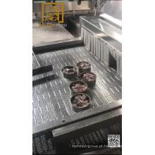 Novo design de máquina de processamento de pescado automática