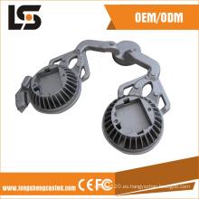 Todo tipo de IP66 aluminio LED lámpara vivienda fábrica