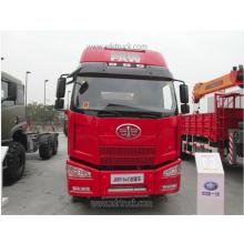 22cbm FAW Euro4 Petrol Gasoline Oil Tank Truck