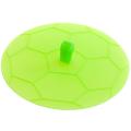 Гибкие силиконовые стеклянные крышки чашки силиконовые крышки