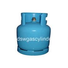 GB Standard 12.5kg Niedriger Preis LPG Zylinder
