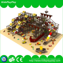Indoor Playground Cheap Attractive Europe Standard Soft Playground