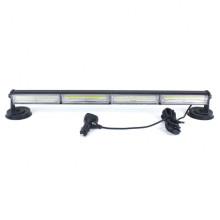 NOVA barra de luz LED azul branco vermelho âmbar para atv, utv jipes 4x4 COB fonte de luz