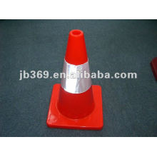 TRAFFIC HIGHWAY SAETY PVC CONE