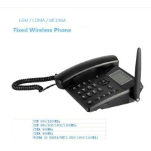 GSM Telefon Set Wireless Fixed Telefon mit SIM Karte