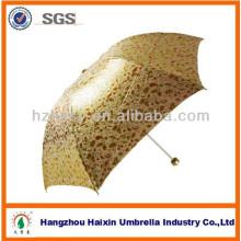 Guarda-chuva de seda estilo chinês chique