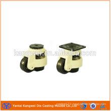 aluminium die casting caster wheel