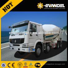 Liugong Brand Mobile Concrete Truck Mixer YZH5250GJBHW