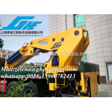 Knuckle Boom Customized Crane China Made Cargo Montagekran