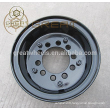5.00S-12 Forklift split rim wheel, PCD 200mm forklit wheels rims for sale