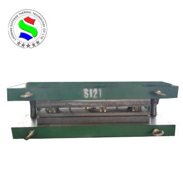 Success mold for s121 gasket plate heat exchanger
