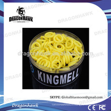Yellow Color Silicone Rubber O Rings