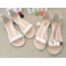 2016 Verão Última Senhora Sandal Atacado Womens Flat Heel Sandálias