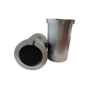 Graphite crucible  Custom processing  graphite crucible for gold melting  high density  graphite crucible for aluminum melting