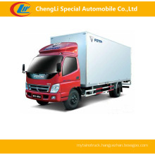 Forland Refrigerator Van Truck for Meat Fish Delivery