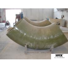 Coude en fibre de verre pour tuyaux en PRF