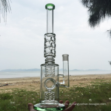 Ancient Horn Design cachimbo de água de vidro fumar tubos (ES-GB-289)