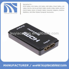 Mini HDMI Repeater Amplificateur HDMI Booster 130FT 40M 1080p 1.65G bps