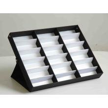 Caja de exhibición de papel de embalaje de Shampoo líquido personalizado