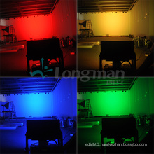 300W Outdoor Waterproof Rgbaw City Color LED Wall Washers