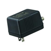Fonte de alimentação linear do conector de F para CATV