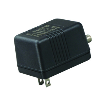 F Connector Linear Power Supply for CATV