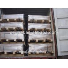 [Utilizado para hoja de hoja del ventilador] buena superficie 1100 H18 1.2mm hoja de aluminio
