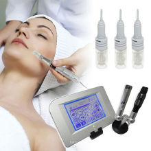 Micro agulhas de microondas de micro-derma agulha para remoção de círculo escuro removedor de rugas e equipamento de beleza nova