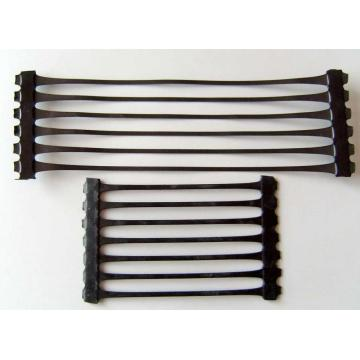 extruded PP Uniaxial Geogrid