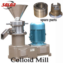Emulsifying Colloid Mill Tomato Tahini Sesame Paste Machine