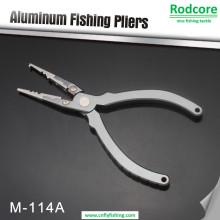 Pinces de pêche en aluminium pour la ligne de grimpe