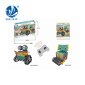 New Product Lovely Design and Safety Material RC Robot For Kids on Sales