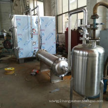 Manufacturer Low Price  Vacuum Tray Dryer /Drying Machine / Dehydrator For Moringa Leaves