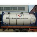 20FT 26000 L Edelstahl-Tank-Container für genießbare Lebensmittel, Öl, Chemikalien, Benzin