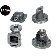 Steel Investment Precision Lost Wax Casting for Valve Body