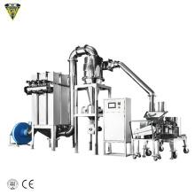 carob pods powder flour mill miller crusher grinding machine