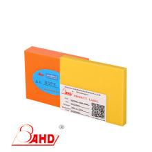 Polyethylenfolie mit hoher Dichte Gelbes PE-Blech