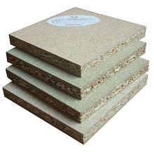 Alle dicken Holzmaserung Melamin konfrontiert Spanplatte / Spanplatte