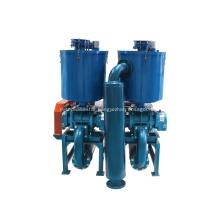 High efficiency vacuum conveyor for powder/granule/grain