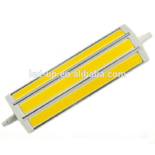 15W COB LED R7S Bombilla 189MM Hecho-en-China