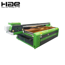 Impresora de inyección de tinta en línea vertical LED UV CMYKW