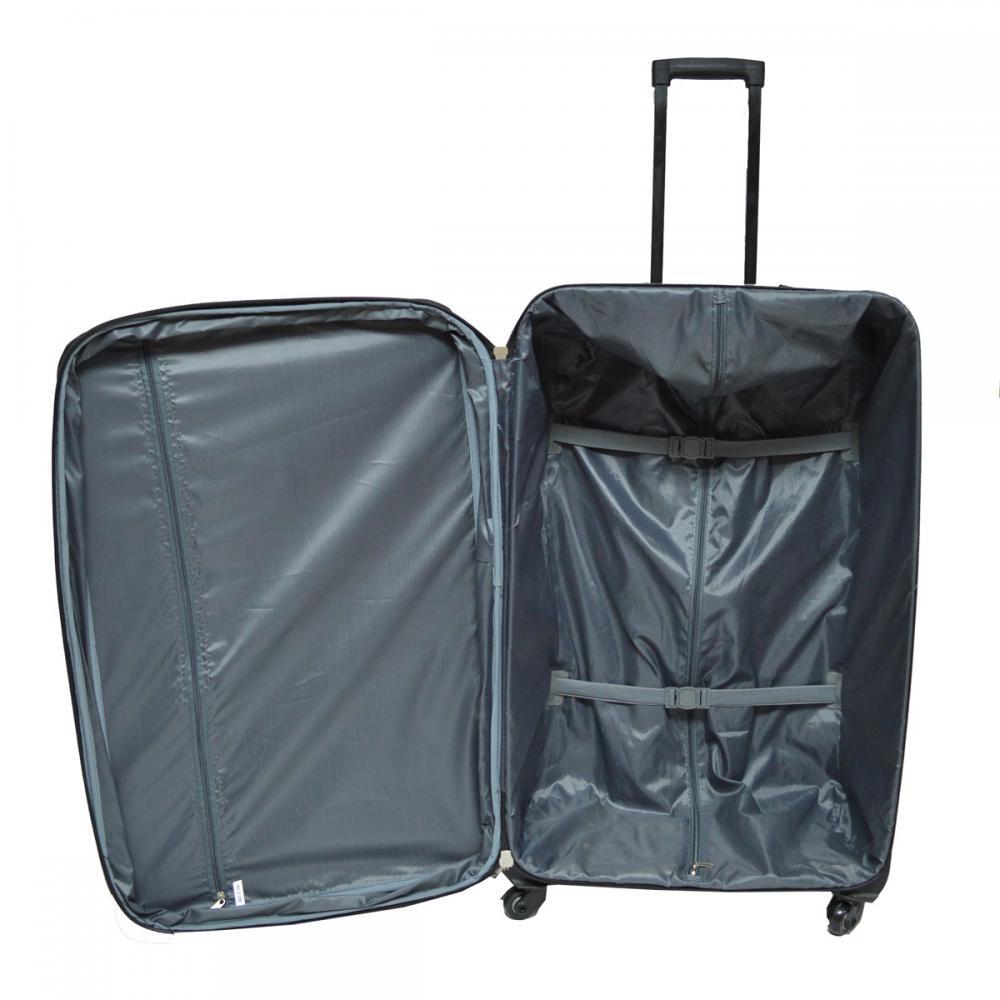 Fashion Leopard Printing Trolley Luggage