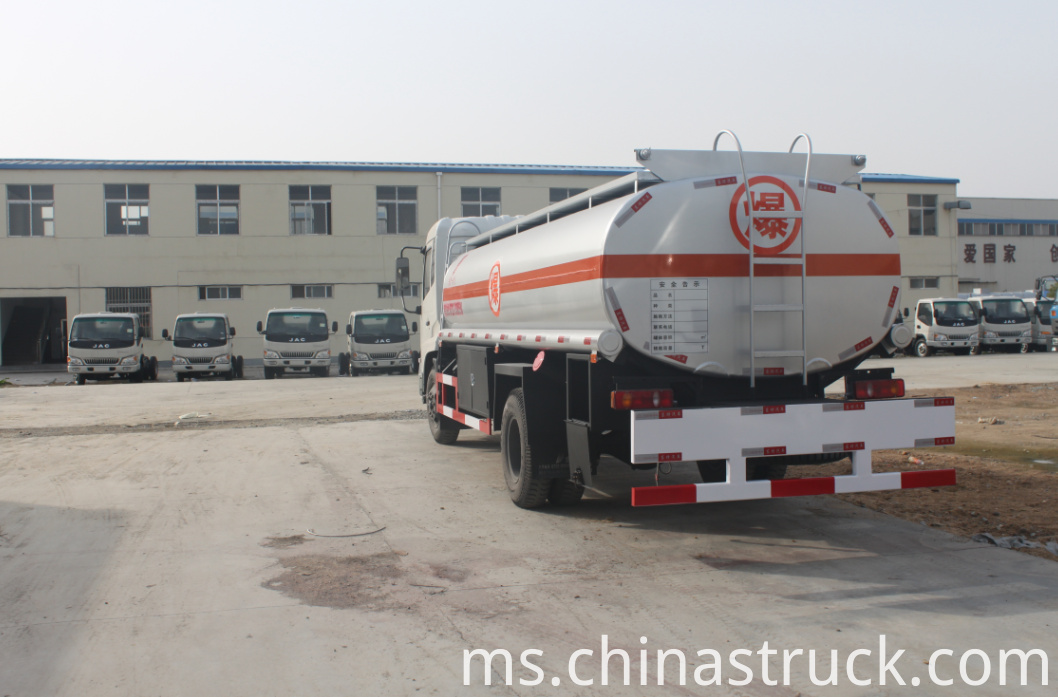 15cbm fuel dispensor truck