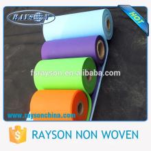 Foshan Rayson Fábrica De Polipropileno Sencillo Tela No Tejida