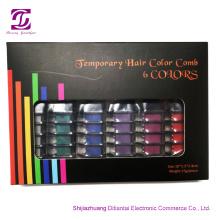 Couleur mélangée Temporary Color Dye cheveux craie
