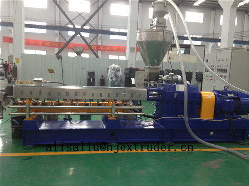 KTE-65 twin screw extruder