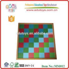 Montessori Puzzle de madera