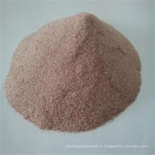 A006 Quartz Rose Sand, Quartz, Type Quartz pour Pierre Artificielle